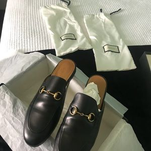 0005598c4d1 Gucci Shoes - Gucci size 38 mules slippers